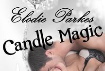 Candle Magic / Coming soon from Siren Publishing  new contemporary erotic romance, Candle Magic , a lovely fantasy