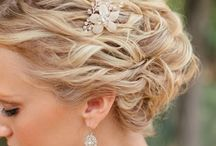 Wedding Bells--Hair, Makeup, and Attire / by Kelsey Magnuson