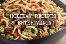 Holiday Recipes & Entertaining / Celebrate the holidays with these festive recipes and ideas for entertaining.  / by French's