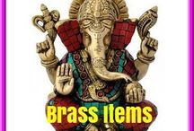 Exclusive collection of Brass Handicrafts