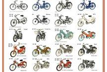 cyclomoteurs anciens