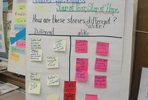 Anchor charts / by Valerie Flores