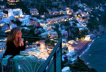 Hotel Le Agavi - Positano / A superb 5 star hotel in the heart of Positano www.italytravelle... #ItalyTraveller