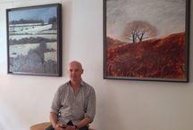 Andrew Lansley at Twenty Twenty Gallery / Egg tempera paintings