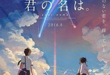 Kimi no Na wa - Your name 君の名は / Another great work from Shinkai Makoto sensei :3
