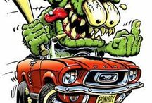 Hotrod Monster