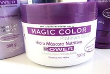 Resenha: Hidro Máscara Nutritiva Magic Color Power