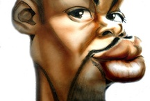 Caricatures  / by Joyce Houston