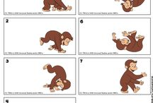 Curious George / by CraftyHourMom