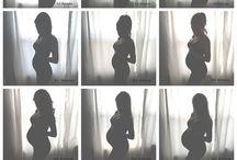 Terhesség és kismama fotók