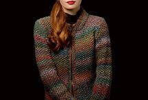 color knitting/ цветное вязание