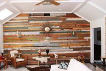 living room ideas / by Travis Weekley