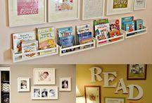 Organização livros infantis