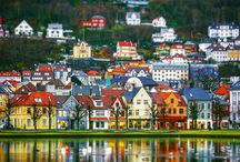 Marvelous Norway: the charming city of Bergen