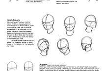 Draw / Cizim teknikleri