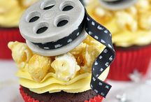 Oscar Party / Here are some great ideas for your Oscar viewing party.