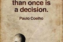Paulo Coelho English Quotes