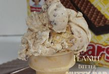 Ice Cream Recipes / by Tamara Jergenson