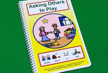 Social Stories and Visual Aids for Autism / Wonderful social stories, schedule books, and visual aids for children with autism and other visually oriented learners.