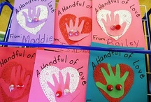 Preschool art crafts