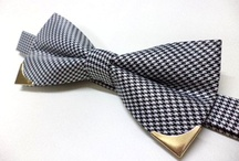 Bow tie...♥