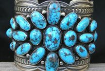 All things turquoise! / by Beth George