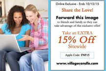 FRIENDS N FAMILY SAVINGS EVENT (SHOP EARLY) / SAVE $ SITE WIDE FOR A LIMITED TIME ONLINE ONLY