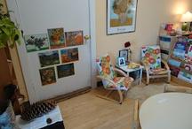 Preschool: Indoor Environment / by Sarah Calvert