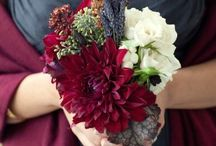 Burgundy, peachy pink and cream bouquets / DIY your wedding flowers with a kit from It'sByU! We can help you re-create any bouquet, boutonniere or centerpiece you see here - and you can save up to 80% off a florist! Our kits come with the exact amount of fresh flowers you need, the ribbon, containers, tools and an easy step-by-step streaming video tutorial that shows you how to put it together. Visit us at itsbyu.com to find out more, or email us with your ideas at hello@itsbyu.com and we'll get you started today!