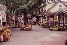 Kitchen Kettle Village -Lancaster USA