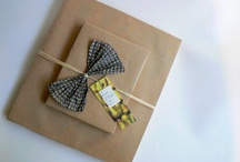 Christmas Ideas / Some ideas I like gifts or packaging / by Nola Baldwin