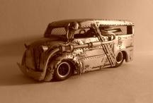 Hot wheel customs / by Tom Hoover