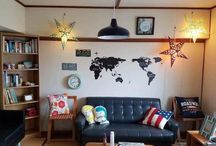 Decoration by Shiori Narumi / Love to decorate, so here are some pictures of decoration that  I have done so far!
