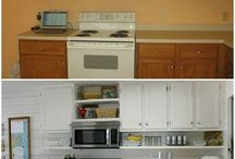 decor before and after