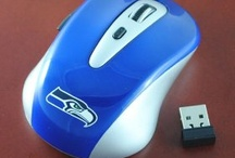 Seahawks Office Accessories / Let everyone know in the office that the Seahawks are #1 / by Seahawks Mania