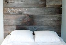 Bed decor / Κουκετα