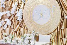 Decor from @belaya_vorona_nsk / Wedding decor from Belaya Vorona Novosibirsk
