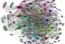 Visual Networks / Various graphics of networked stuff