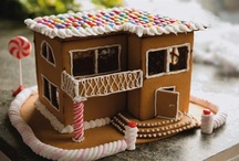 Gingerbread House Modern