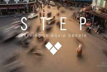 STEP Internship - Serving to Equip People