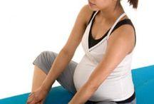 gravidtrening og tøying