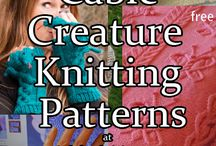 KNITTING PATTERNS & PROJECTS