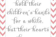 Motherhood / Raising a girl child