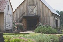 Barns and farm infrastructure
