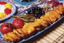 Iraninan Traditional Foods