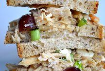 Sandwiches ola ola