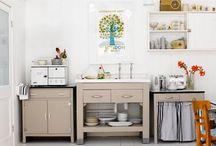 Windlass Freestanding Kitchen