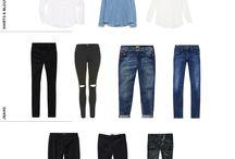 Basic wardrobe
