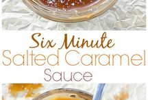 Salted Caramel Everything