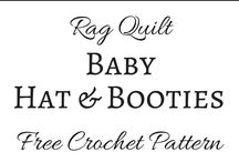 Crochet for Baby / Crochet Patterns and Inspiration for Baby. Blankets, layette, hats, clothes, booties, shoes, mittens